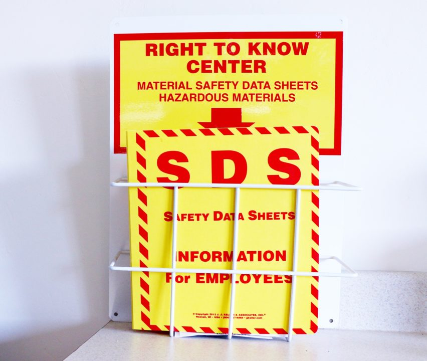 Safety Data Sheets (SDS) | Product